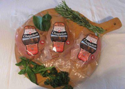 Filets de chapelon